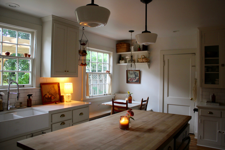 Simple Kitchen Blog 10 steps to a cozy & simple kitchen » homesong