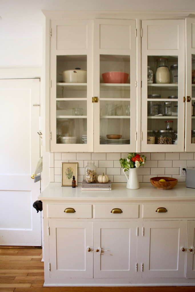 Pretty Practical Kitchen Pantry Storage Organization Homesong