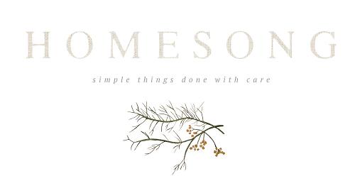 Homesong logo